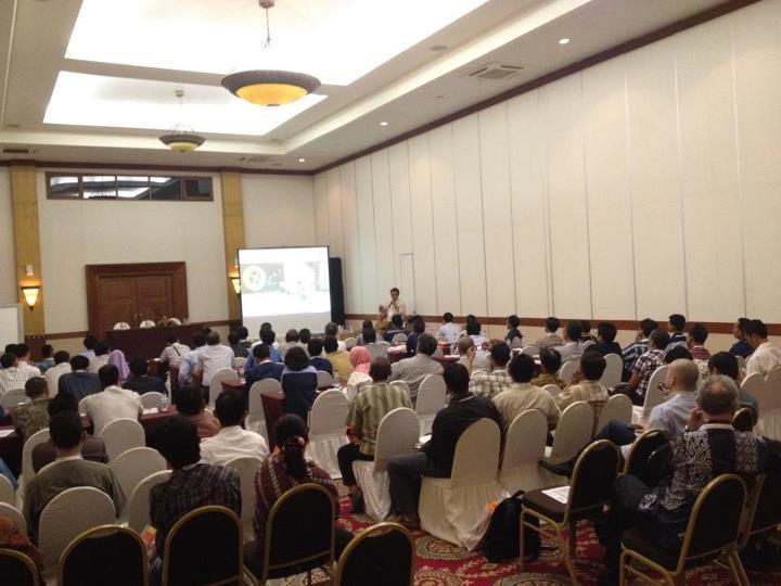 Technical Seminar in iR @ Banten, Indonesia