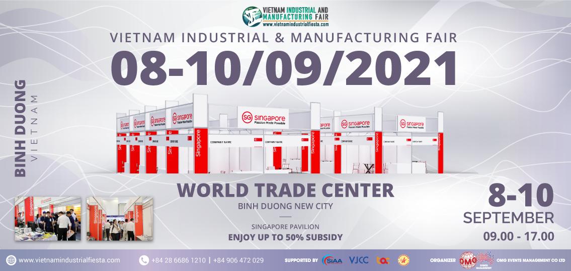 webbanner- VIMF 2021 Singapore Pavilion