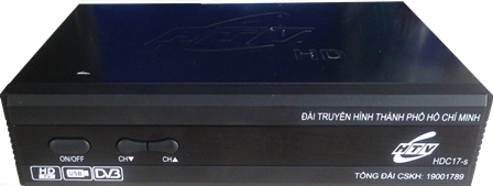 HDC17-s HTV