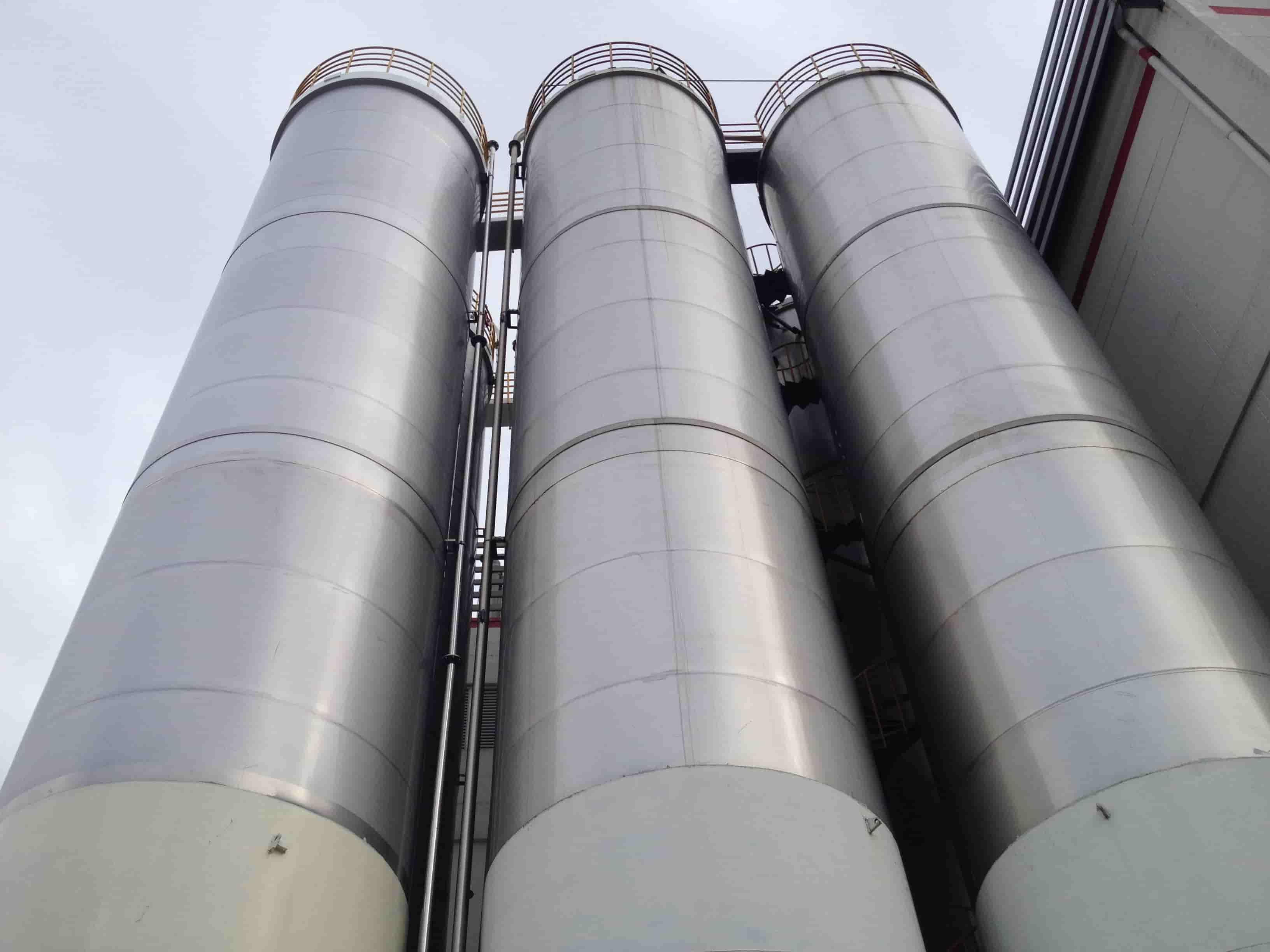 SUS304 Storage silo-min