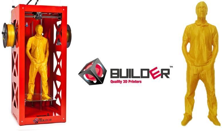 3D printer - BUILDER
