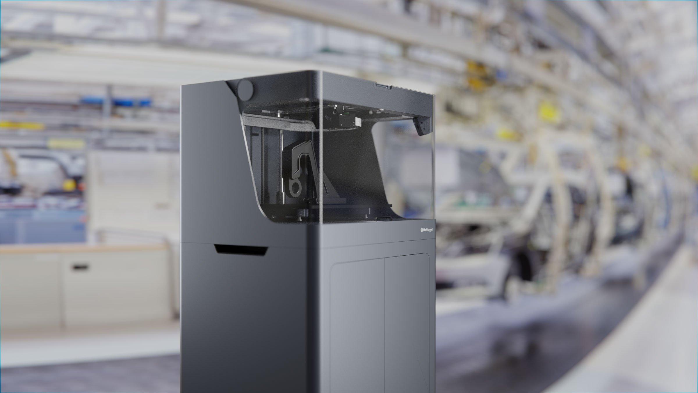 3D printer - MARKFORGED - Mark X7