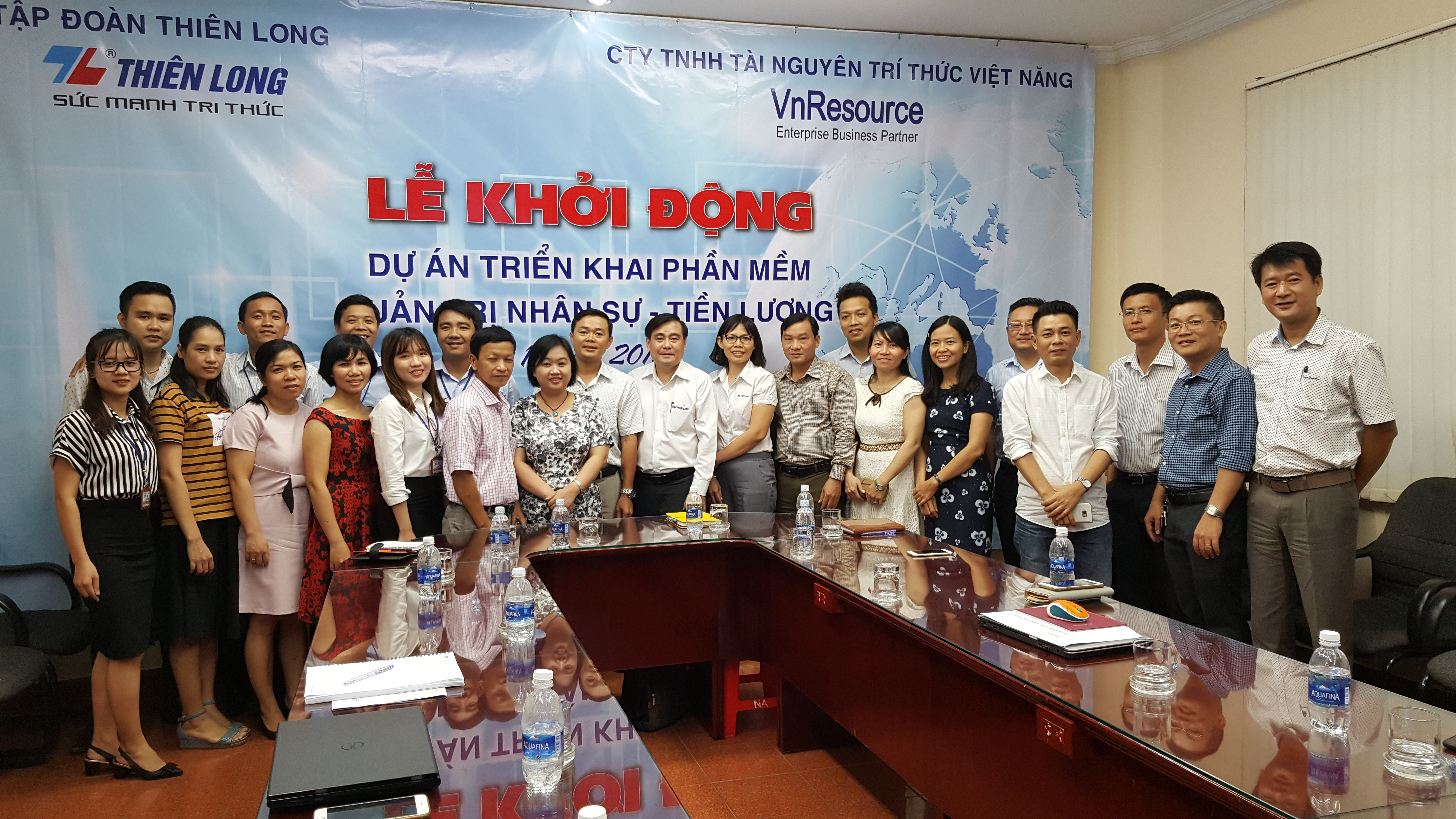 Khoi Dong Du An Thien Long 2017
