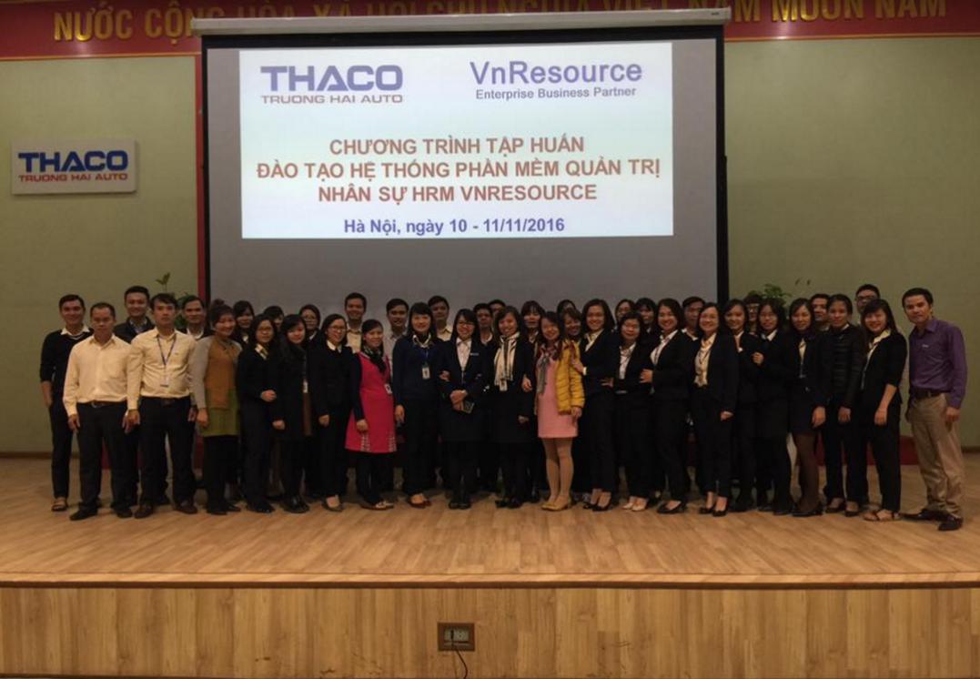 Training du an Thaco Truong Hai