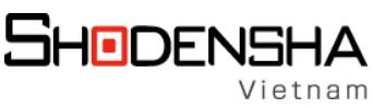 Shodensha Logo